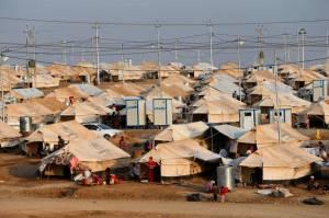 Dohuk Camp